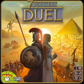 REPOS PRODUCTION - 7 Wonders - Duel