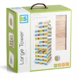 BS - LARGE TOWER WITH DICE - GA277
