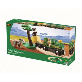 BRIO - CIRCUIT SAFARI - 33720