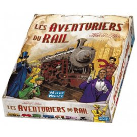 Days of Wonder - Aventuriers du Rail