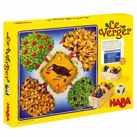 Haba - Jeu - Le verger