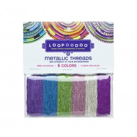 ANN WILLIAMS - REFILL METALLIC THREADS - LO61