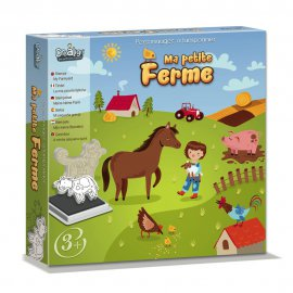 CREALIGN - Tampons Ma Petite Ferme - CL105