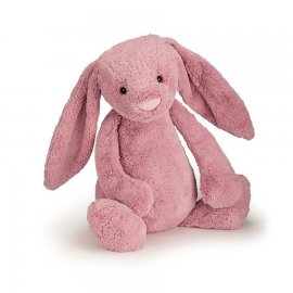 JELLY CAT - BASS6NB - Bashful Navy Bunny Small