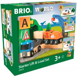 Brio World CIRCUIT DE DEMARRAGE TRANSPORT DE FRET