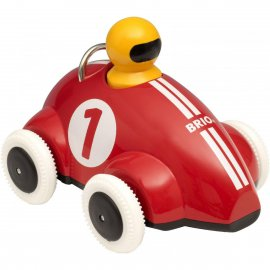 BRIO - Voiture de course push and go - 30226