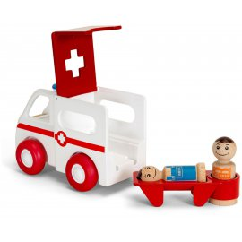Ambulance Son Et Lumiere