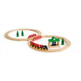 BRIO Tradition train CIRCUIT EN 8
