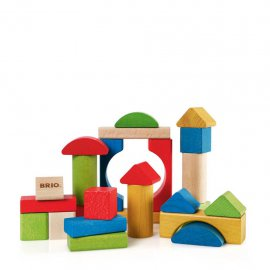 Blocs De Construction Colores - 25 Pces