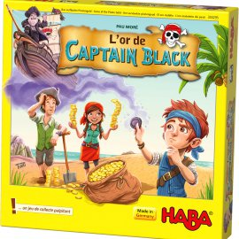 HABA - Jeu - L'or de Captain Black - 304295