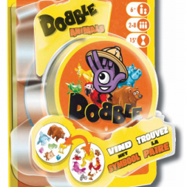 ASMODEE - 191226 - Dobble blister - Animals