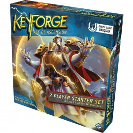 Keyforge L'age de l'Ascension