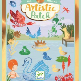 Djeco - DJ09461 - Artistic Patch - Rivages