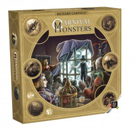 Gigamic - Amzcm - Carnival Of Monsters