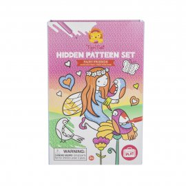 Tiger Tribe - 3760261 - Hidden Pattern Set/Fairy Friends