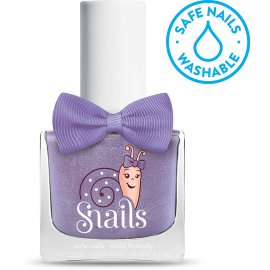 ZZZ - SNAILS - Nail Polish – Purple Comet - SNW2027