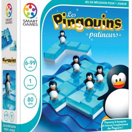 Smart Games : Les Pingouins Patineurs