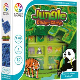 Smart Games : Cache Cache Jungle