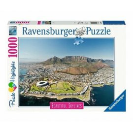 Puzzle 1000 pces Beautiful Skylines