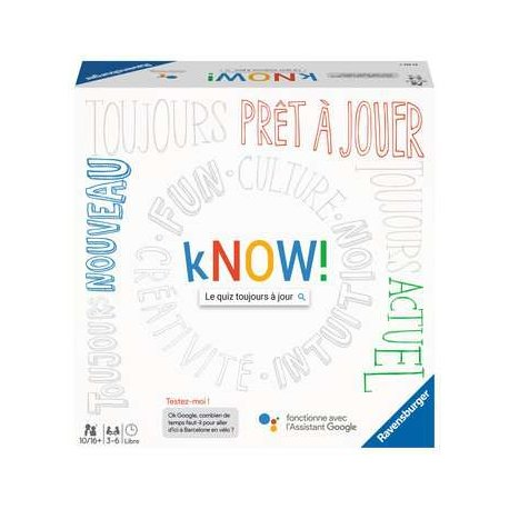 kNOW !