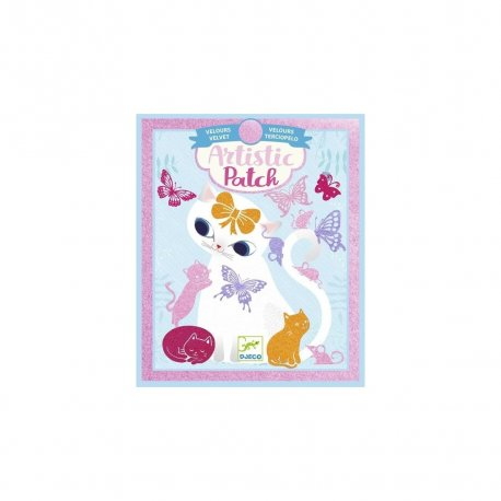 Artistic Patch - Velours - Petits animaux