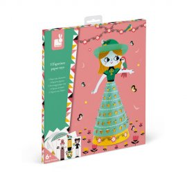 Figurines Paper Toys