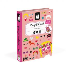 Magneti'Book - Crazy Faces