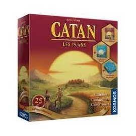 Catan édtion 25 ans