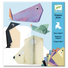 Djeco - Origami - Cocottes à gages