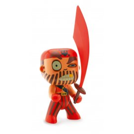 Arty Toys - Pirates - Captain Red
