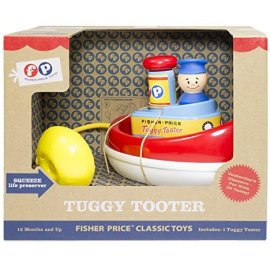 FISHER PRICE - Bateau Tuggy Tooter