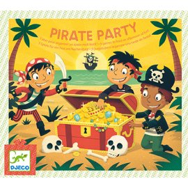 Djeco - Fêtes - Anniversaires - Pirate Party