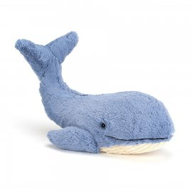 JELLY CAT - WIL4S - Wilbur Whale Soother