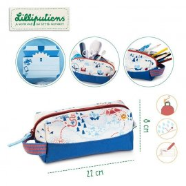 Lilliputiens - 84434 - Jack Le Pirate Trousse