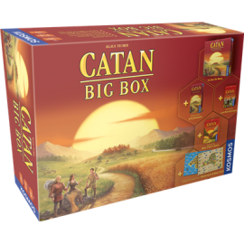 KOSMOS - FICATBB01 - Catan - Big Box