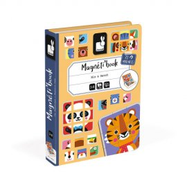 MAGNETI'BOOK MIX & MATCH Animaux