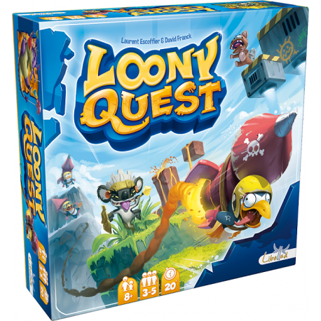 LIBELLUD - Loony Quest