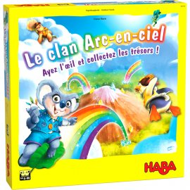 Le clan Arc-en-ciel