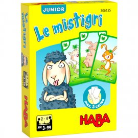 Jeu de cartes - Le mistigri Junior
