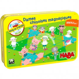Haba - 306035 - Dames chinoises magnétiques