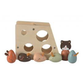 EGMONT TOYS - 511089 - FROMAGE A FORMES