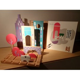 ARDENNES TOYS - 20003 - Small Worlds La Ville