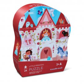 CR.CREEK - 24 pc Mini Puzzle/Little Princess - 384118-3