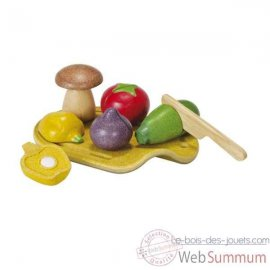 PLANTOYS - Assortiment de Legumes - 3601