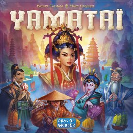 DAYS OF WONDER - YAMATAÏ - FR - 75160