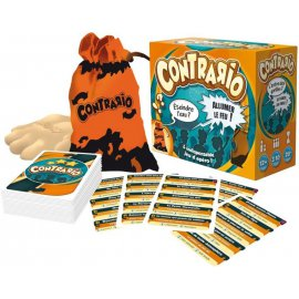 ASMODEE - Spel in zak - Contrario - INT0064