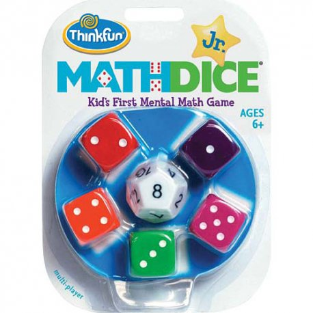 Thinkfun - Math Dice Junior