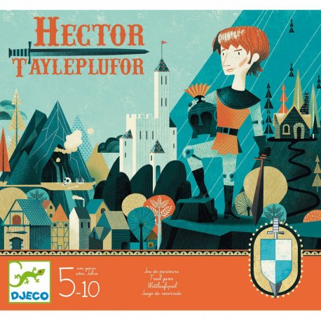 Djeco - Jeux - Hector Tayleplufor