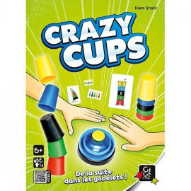 GIGAMIC - CRAZY CUPS - AMHCC