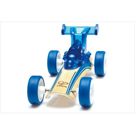 Hape - Bambou - Mini-voiture - Dragster